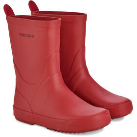 Tretorn Unisex Wings Monocrome Rubber Boots Red
